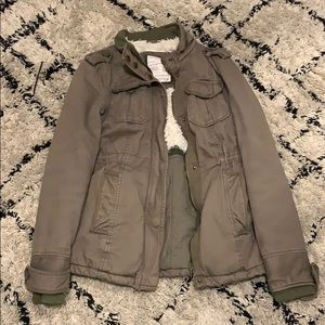 Aeropostale winter jacket XS petite